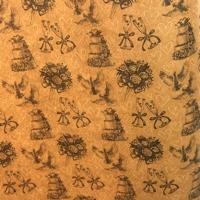 Крафт бумага, упаковочная