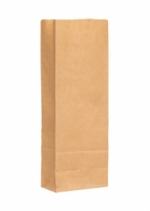 Крафт пакет 35х12х8 см