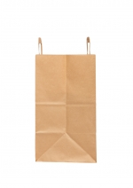 Крафт пакет 28х24х14 см