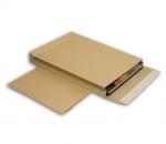 Крафт конверт-пакет с расширением С5 162х229х40
